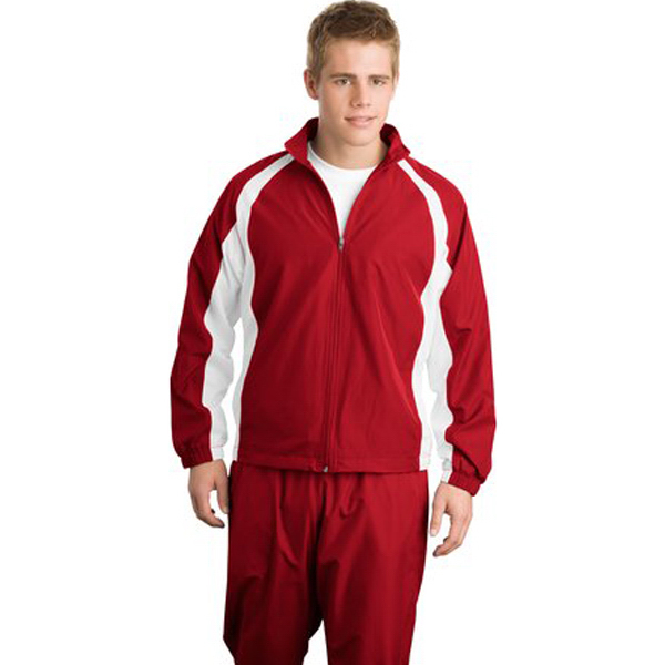 Promotional Sport-Tek® 5 in 1 performance full-zip warm-up jacket