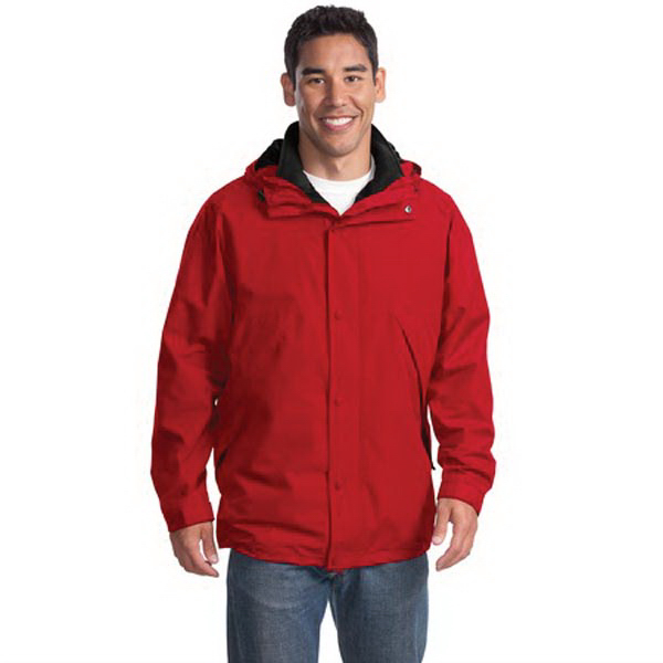 Customized Port Authority® 3-in-1 jacket