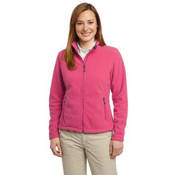 Personalized Port Authority (R) Ladies' Value Fleece Jacket