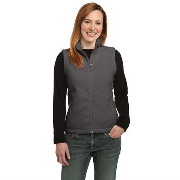 Personalized Port Authority (R) Ladies Value Fleece Vest