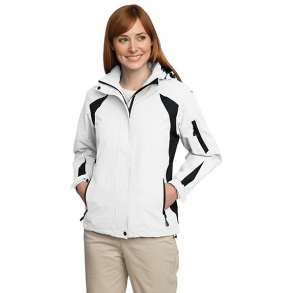 Personalized Port Authority® ladies' all-season II jacket