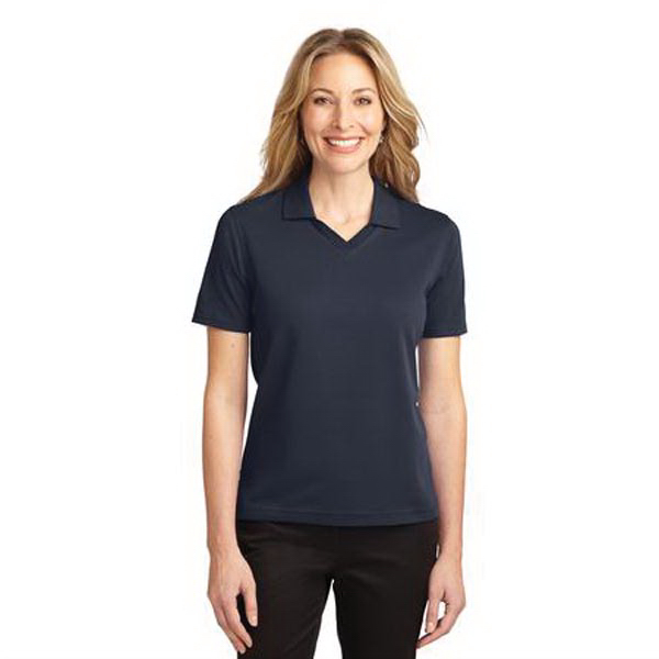 Printed Port Authority® Rapid Dry Ladies' sport polo