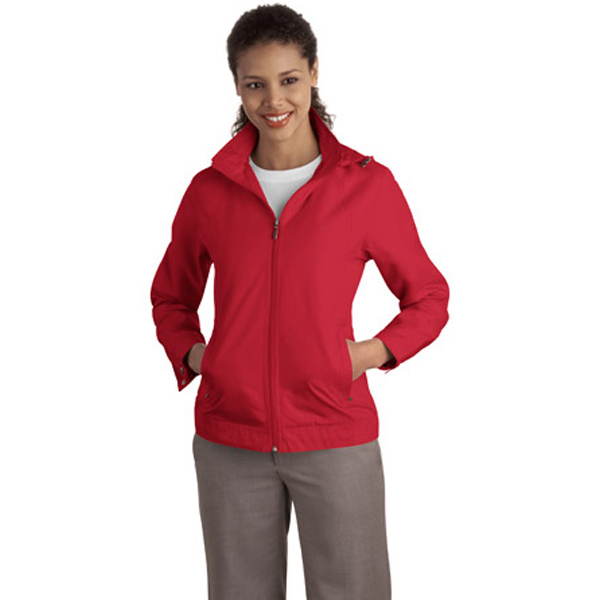 Custom Port Authority® ladies' Successor (TM) jacket
