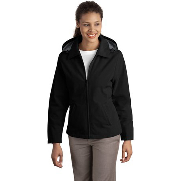 Printed Port Authority® ladies' legacy (TM) jacket