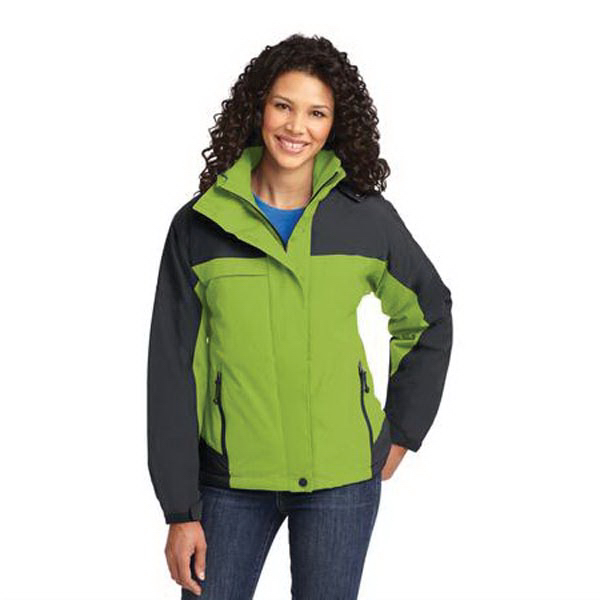 Printed Port Authority® ladies' nootka jacket