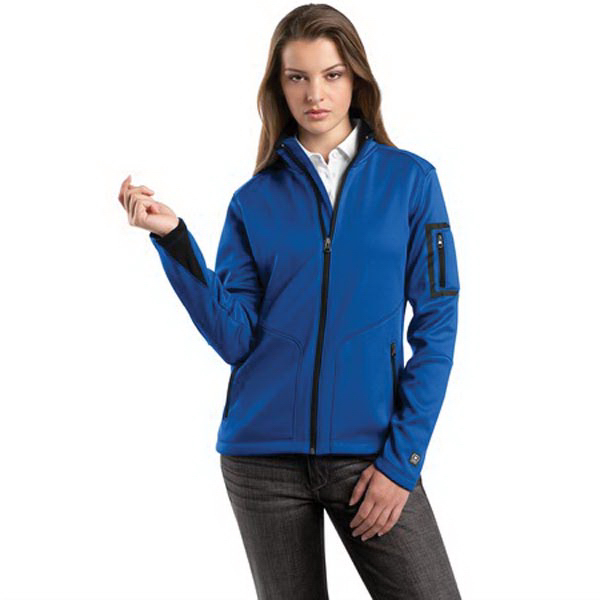 Custom Ogio® ladies' minx jacket