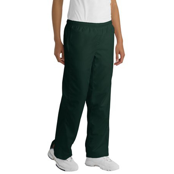 Personalized Sport-Tek® ladies' straight leg performance warm-up pant