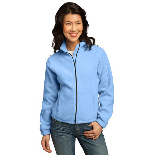 Promotional Port Authority® ladies R-Tek® fleece full-zip jacket