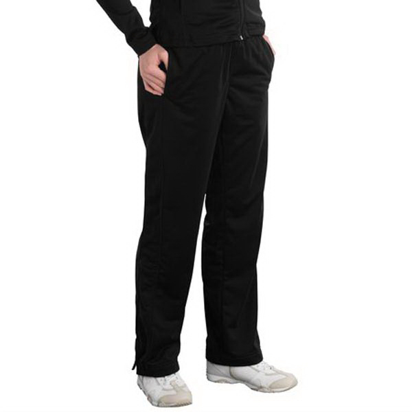 Personalized Sport-Tek® ladies' tricot track pant