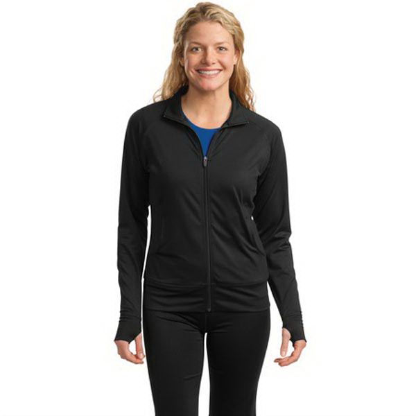 Promotional Sport-Tek (R) Ladies' NRG Fitness Jacket