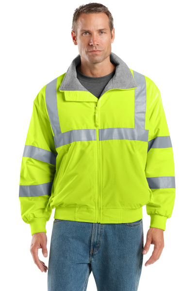 Customized Port Authority® safety Challenger (TM) jacket