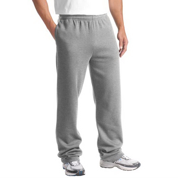 Customized Sport-Tek® open bottom sweat pant