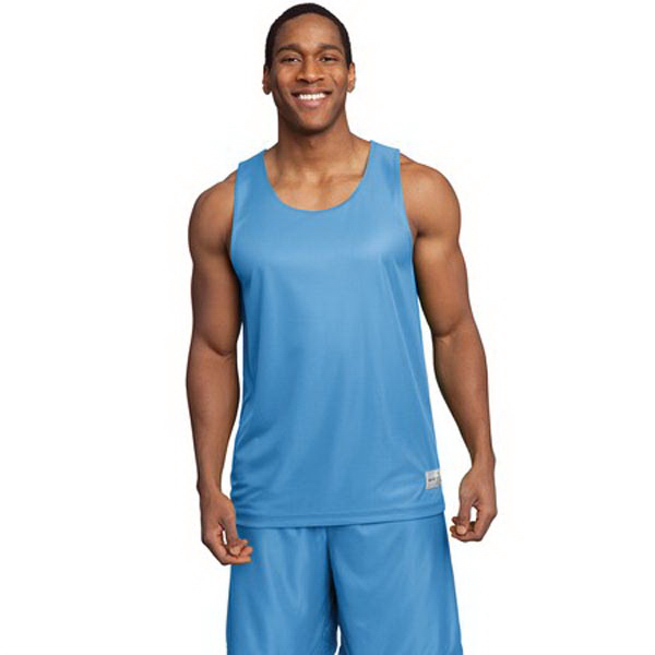 Personalized Sport-Tek (R) Posicharge Mesh (TM) reversible tank top