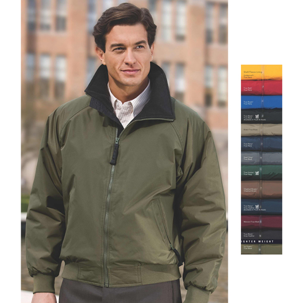 Printed Port Authority® Challenger (TM) Tall Size Jacket