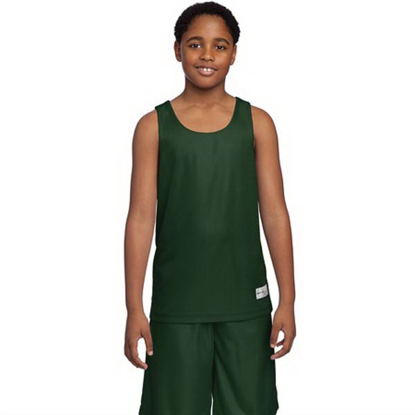 Promotional Sport-Tek (R) Posicharge Mesh (TM) reversible youth tank top