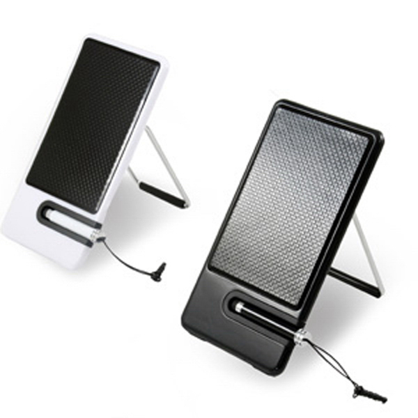 Customized Cell Phone Stand with Stylus