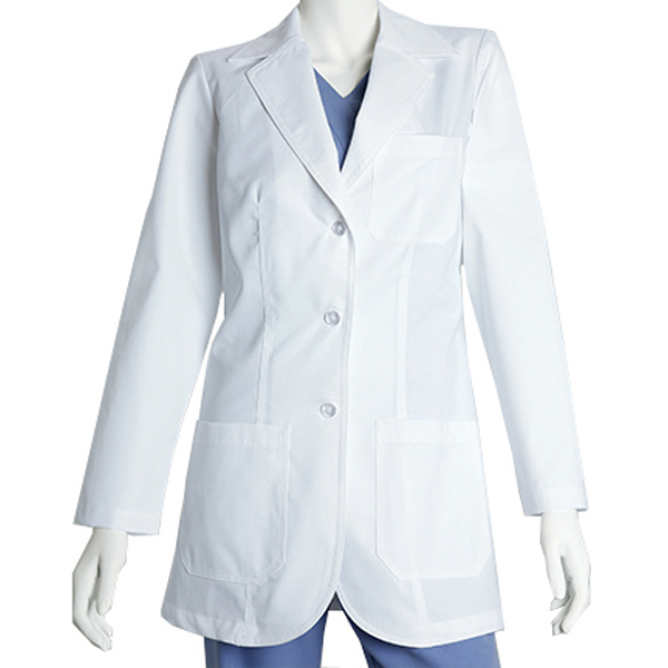 "Custom Barco Prima Women's 32"" Lab Coat"