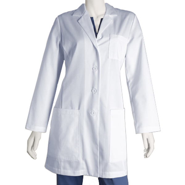 Customized Barco Prima Women's 5 Pocket Lab Coat