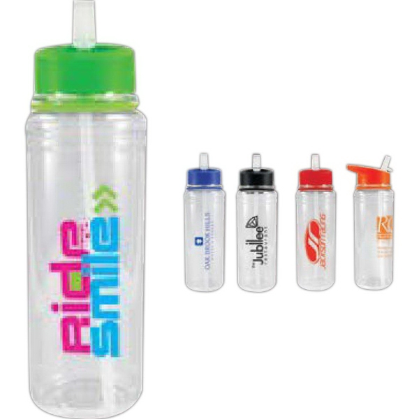 Imprinted 26 oz Active Sport Tritan (TM) Bottle