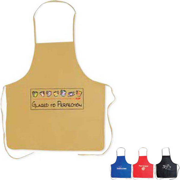 Printed Chappie Apron