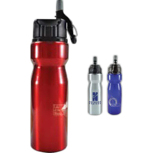 Personalized 27 oz Performance Bottle