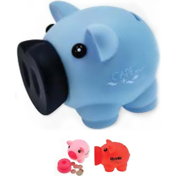 Imprinted Piglet Bank