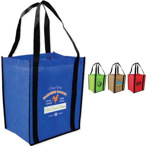 Promotional Wipe Out Tote
