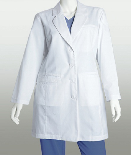 "Promotional Barco Prima Women's 35"" Lab Coat"