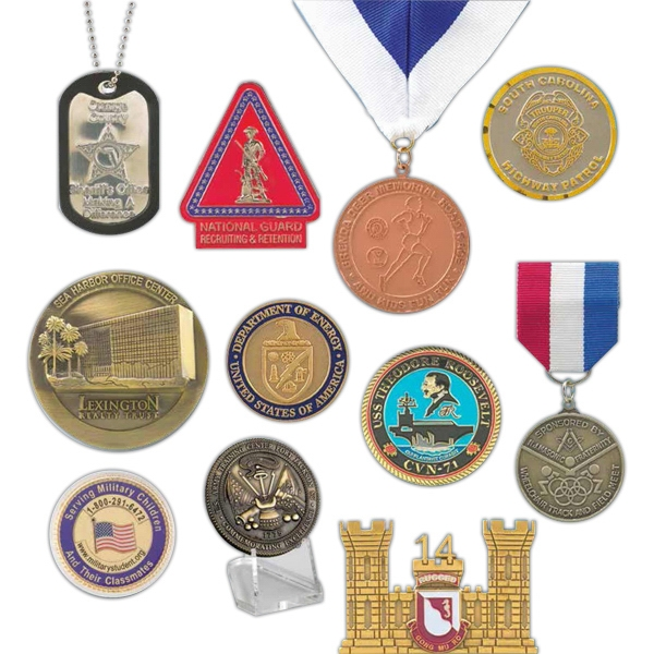 Customized Coins and Medals
