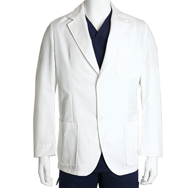 Printed Barco Prima Men's Consultation Lab Coat