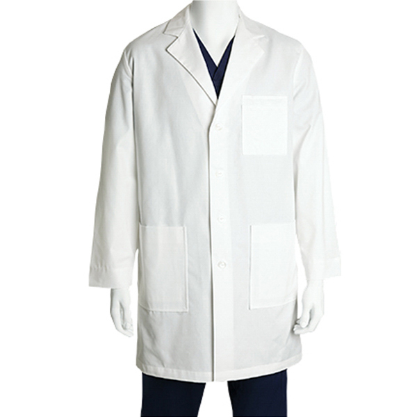 Personalized Barco Prima Men's 4 Pocket Lab Coat