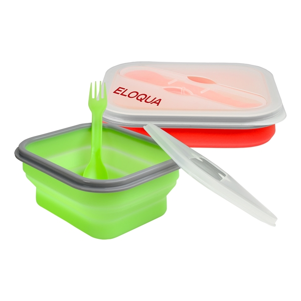 Customized Expandable Lunch Set