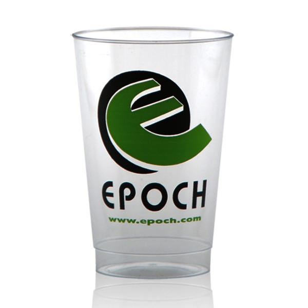 Customized Clear Plastic Cup 12oz