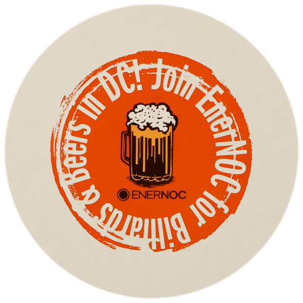 Customized Round Coaster