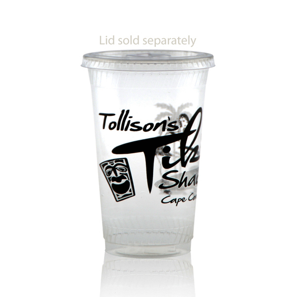 Customized Eco-Cold Cups 20oz