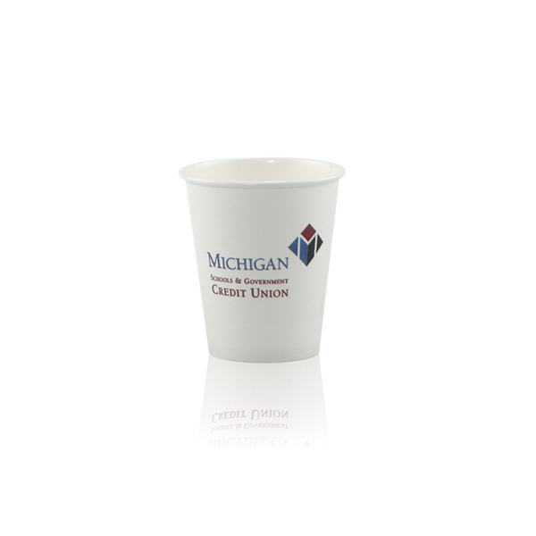 Customized Offset Paper Cup 6oz