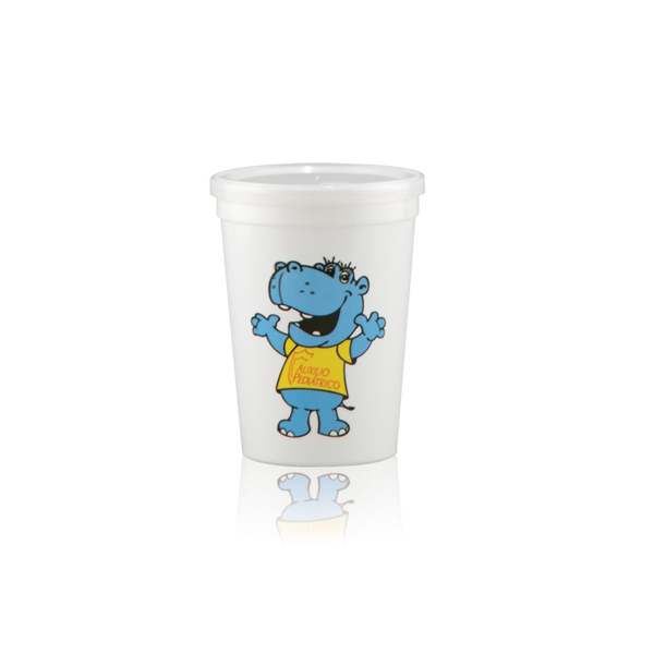 Personalized Offset Stadium Cup 12oz