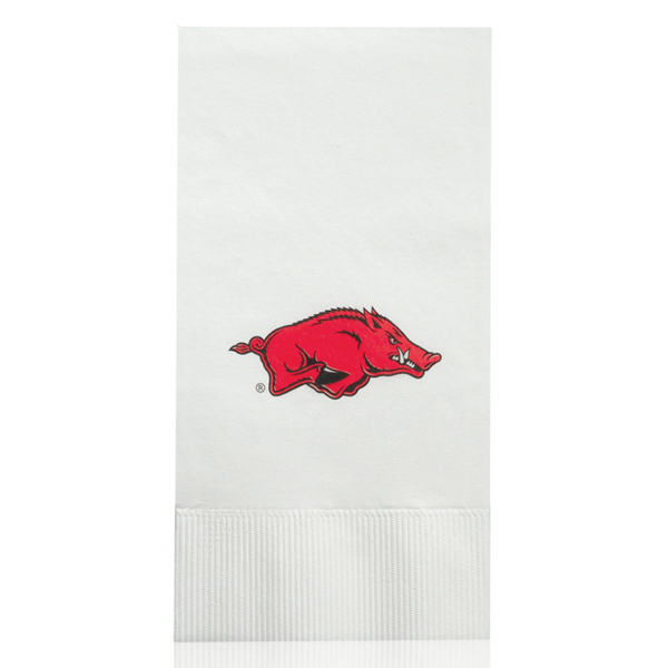 Custom White Dinner Napkin