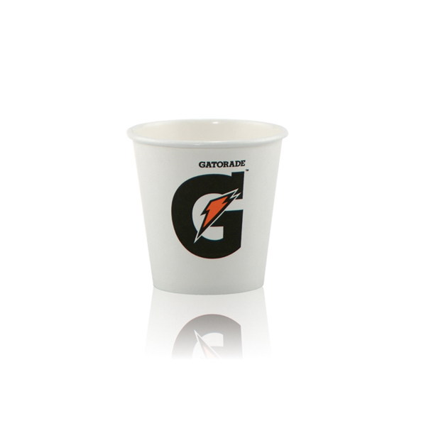 Personalized White Paper Cup 10oz