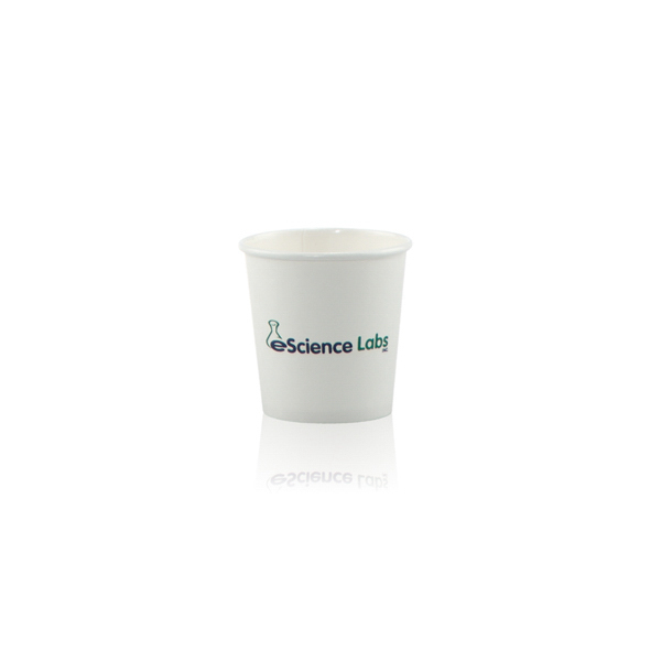 Promotional White Paper Cup 4oz