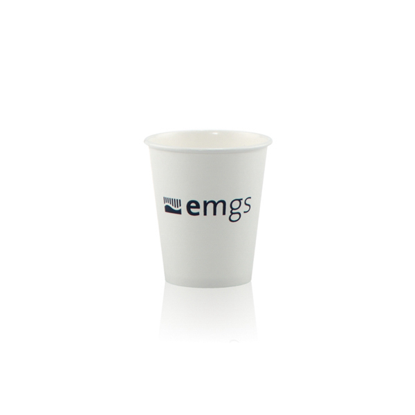 Printed White Paper Cup 6oz