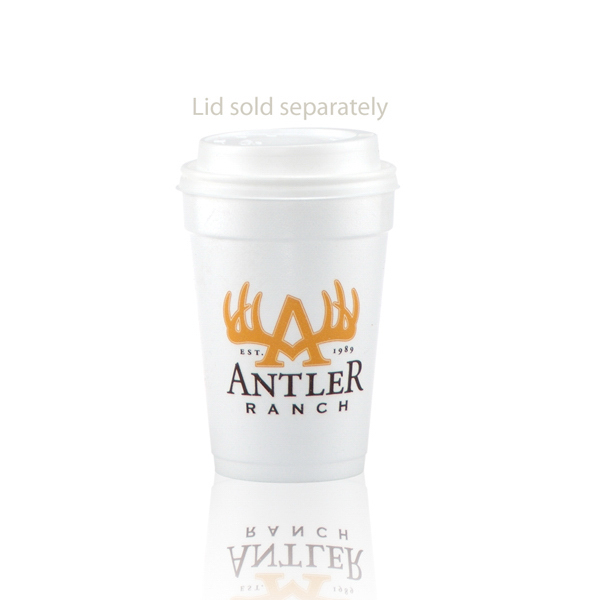 Personalized Foam Cups 14oz