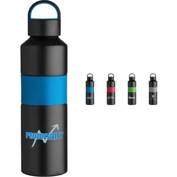 Printed Pismo Aluminum Water Bottle