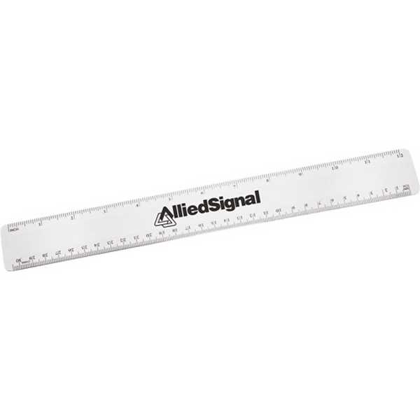 Custom 12-Inch Flexi Ruler