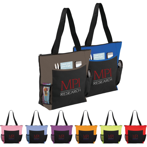 Customized The Grandview Meeting Tote