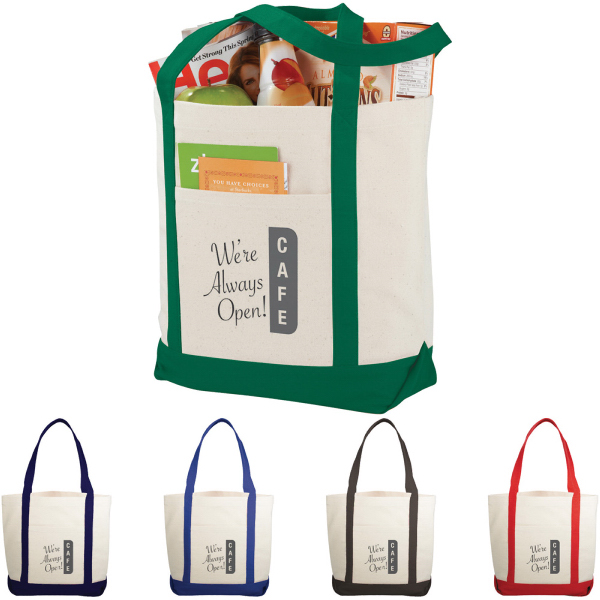 Promotional The Casablanca Boat Tote