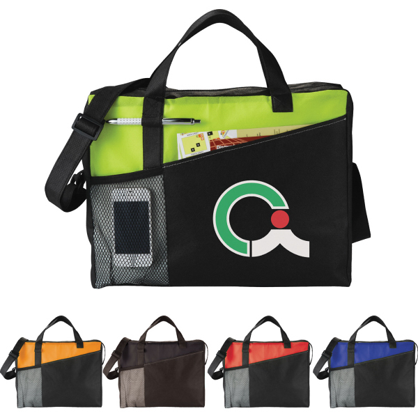 Personalized The Full Time Business Brief Bag