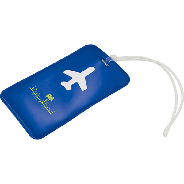 Customized Voyage Luggage Tag