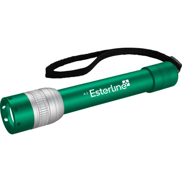 Personalized Becker Flashlight