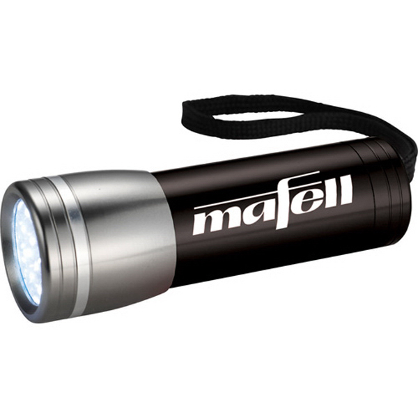Printed Axis 14 LED Flashlight